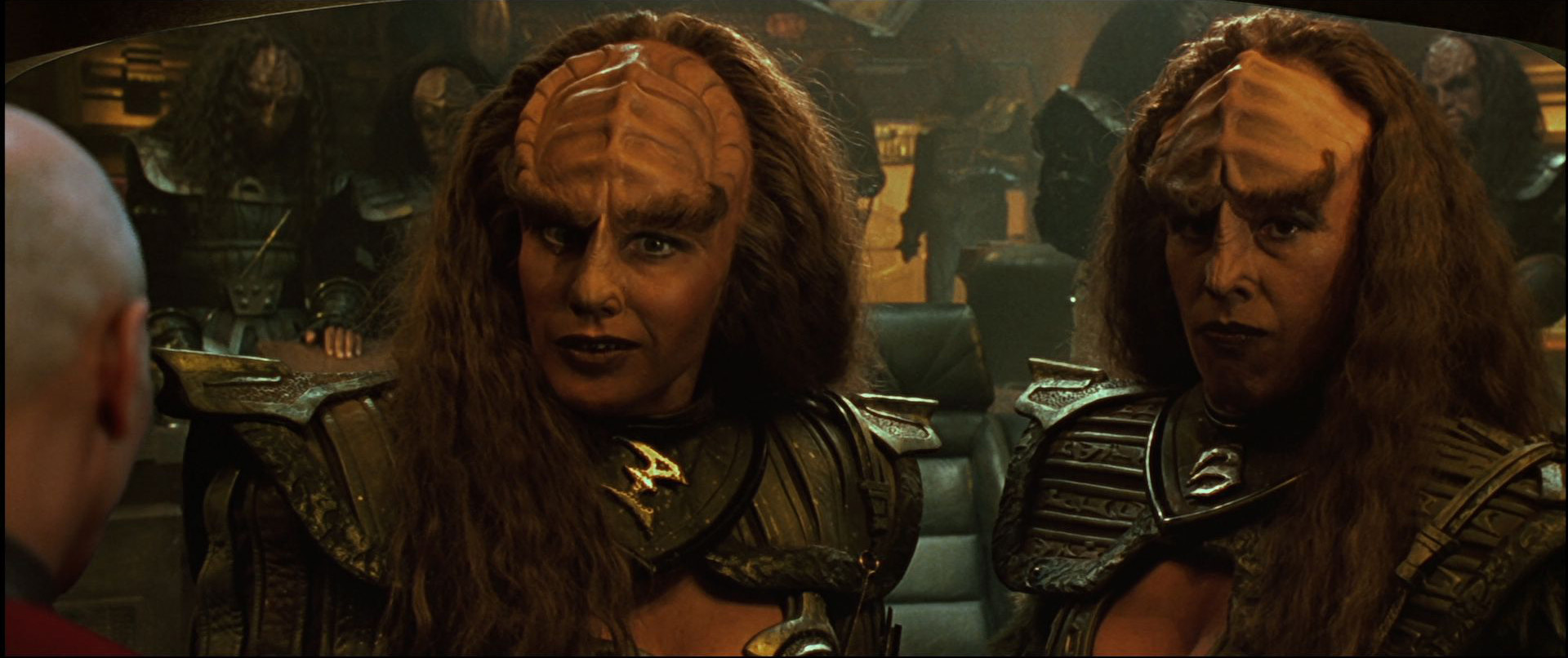 klingons Star Trek: Generations