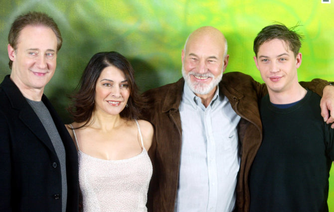cast of Star Trek: Nemesis