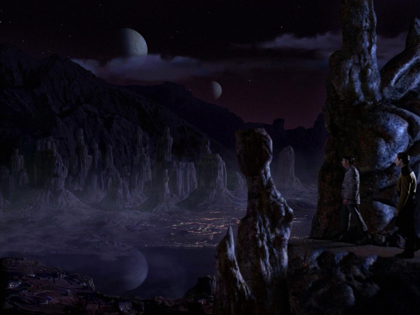 Star Trek: Nemesis remus