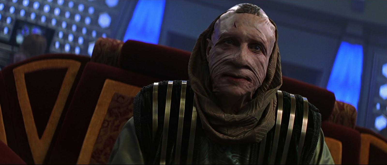 Star Trek: Insurrection Bad Guy