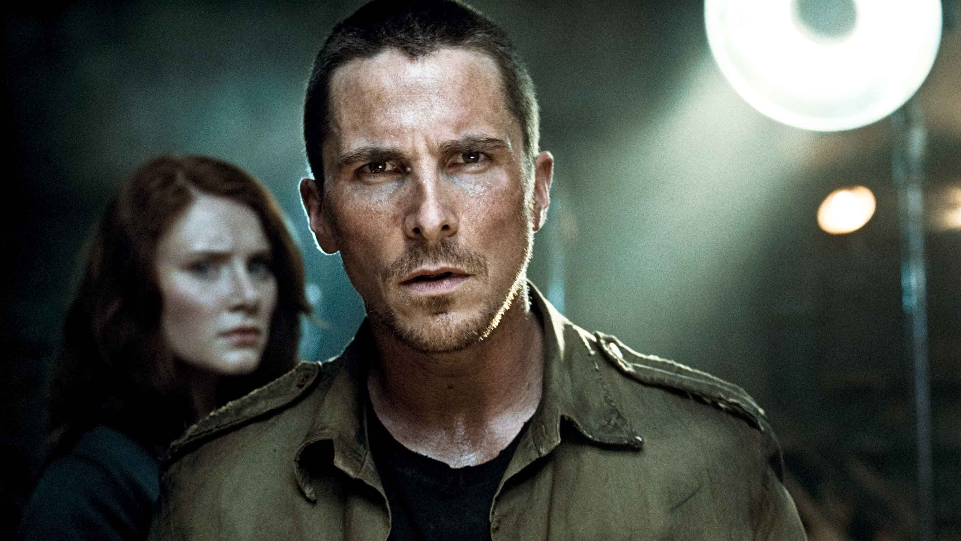 Terminator Salvation Christian Bale John Connor
